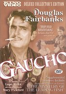 The Gaucho - DVD cover (xs thumbnail)