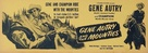 Gene Autry and The Mounties - poster (xs thumbnail)