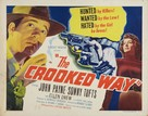 The Crooked Way - Movie Poster (xs thumbnail)