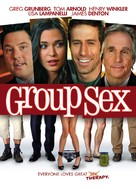 Group Sex - DVD cover (xs thumbnail)