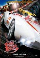 Speed Racer - Spanish Movie Poster (xs thumbnail)