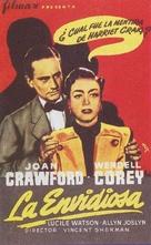 Harriet Craig - Spanish Movie Poster (xs thumbnail)