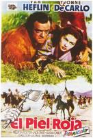 Tomahawk - Spanish Movie Poster (xs thumbnail)