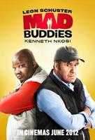 Mad Buddies - South African Movie Poster (xs thumbnail)