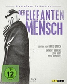 The Elephant Man - German Movie Cover (xs thumbnail)