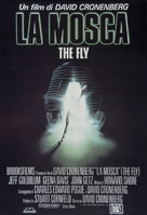 The Fly - Italian Theatrical movie poster (xs thumbnail)