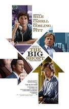The Big Short - Malaysian Movie Poster (xs thumbnail)