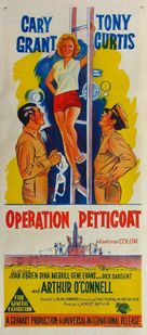 Operation Petticoat - Australian Movie Poster (xs thumbnail)