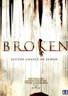 Broken - French Movie Poster (xs thumbnail)