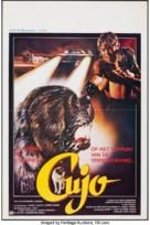 Cujo - Dutch Movie Poster (xs thumbnail)