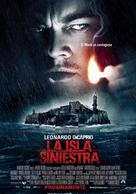 Shutter Island - Argentinian Movie Poster (xs thumbnail)