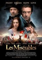 Les Misérables - British Movie Poster (xs thumbnail)
