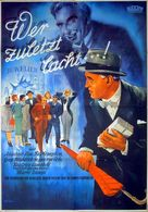 Laughter in Paradise - German Movie Poster (xs thumbnail)