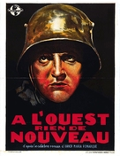 All Quiet on the Western Front - Belgian Movie Poster (xs thumbnail)