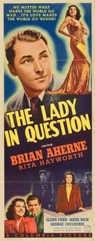 The Lady in Question - Movie Poster (xs thumbnail)
