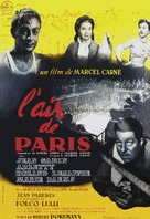 Air de Paris, L' - French Movie Poster (xs thumbnail)