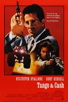 Tango And Cash - Movie Poster (xs thumbnail)