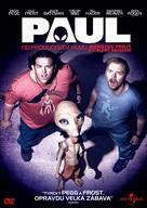 Paul - Czech DVD cover (xs thumbnail)