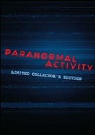 Paranormal Activity - Movie Cover (xs thumbnail)