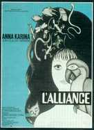 L'alliance - French Movie Poster (xs thumbnail)