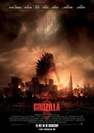 Godzilla - Dutch Movie Poster (xs thumbnail)