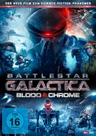 Battlestar Galactica: Blood & Chrome - German Movie Cover (xs thumbnail)