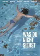 Was du nicht siehst - Austrian Movie Poster (xs thumbnail)