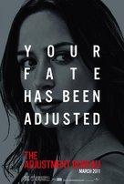 The Adjustment Bureau - Teaser poster (xs thumbnail)