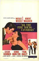 All the Fine Young Cannibals - Movie Poster (xs thumbnail)
