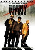 Danny the Dog - Swedish DVD cover (xs thumbnail)
