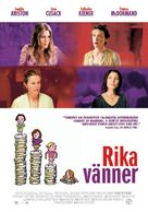 Friends with Money - Swedish Movie Poster (xs thumbnail)