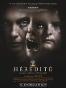 Hereditary - French Movie Poster (xs thumbnail)