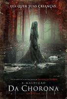 The Curse of La Llorona - Brazilian Movie Poster (xs thumbnail)