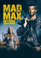 Mad Max Beyond Thunderdome - British Movie Cover (xs thumbnail)