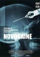 Novocaine - German DVD cover (xs thumbnail)