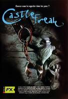 Castle Freak - French Movie Poster (xs thumbnail)