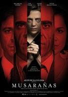 Musarañas - Spanish Movie Poster (xs thumbnail)