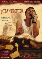 Filantropica - Romanian Movie Poster (xs thumbnail)