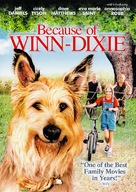 Because of Winn-Dixie - DVD cover (xs thumbnail)