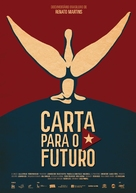 Carta para o Futuro - Brazilian Movie Poster (xs thumbnail)