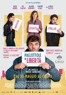 En liberté - Italian Movie Poster (xs thumbnail)