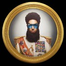 The Dictator - Russian Movie Poster (xs thumbnail)