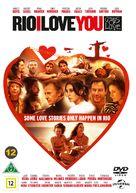 Rio, Eu Te Amo - Danish DVD cover (xs thumbnail)