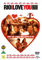 Rio, Eu Te Amo - Danish DVD movie cover (xs thumbnail)