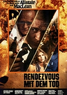 Golden Rendezvous - German Movie Poster (xs thumbnail)