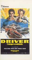 The Driver - Italian Movie Poster (xs thumbnail)