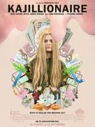 Kajillionaire - French Movie Poster (xs thumbnail)