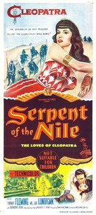 Serpent of the Nile - Australian Movie Poster (xs thumbnail)