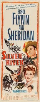 Silver River - Movie Poster (xs thumbnail)