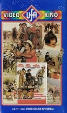 Il bianco, il giallo, il nero - German VHS cover (xs thumbnail)